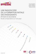 Une radioscopie de la formation initiale des enseignants (primaire et secondaire) : étude comparative sur huit pays