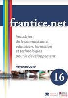 n° 16 - novembre 2019 - L'accompagnement en contextes éducatifs : des besoins des usagers à l'ingénierie en et pour la formation