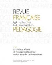 La LPPR et la réforme de l'enseignement supérieur et de la recherche : analyses critiques : dossier