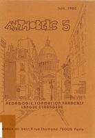 Anthobelc 5