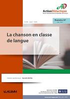 n° 7 - juin 2021 - Les chansons en classe de langue