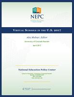 Virtual schools in the U.S 2017