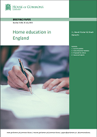 Home education in England
