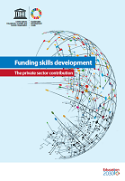 Funding skills development: the private sector contribution