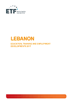 Lebanon: education, training and employment developments 2017
