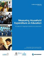 Measuring household expenditure on education : a guidebook for designing household survey questionnaires