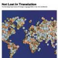 Not lost in translation: the growing importance of foreign language skills in the U.S. job market