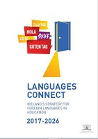 Languages connect: Ireland's strategy for foreign languages in education 2017-2026