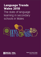 Language trends in Wales: the state of language learning in secondary schools in Wales