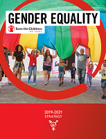 Gender equality strategy 2019-2021