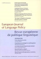 volume 10, n° 2 - octobre 2018 - Special issue: migration and languages