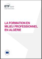 La formation en milieu professionnel en Algérie