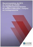 Recommandation de 2013 du Conseil de l'OCDE sur l'égalité hommes-femmes en matière d'éducation, d'emploi et d'entrepreneuriat