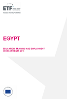 Egypt: education, training and employment developments 2018