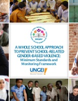A whole school approach to prevent school-related gender-based violence