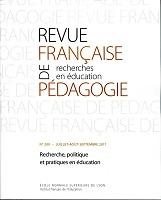 Recherche, politique et pratiques en éducation : services rendus et questions posées d'un univers à l'autre : dossier