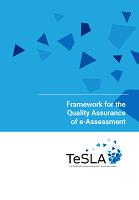 Framework for the quality assurance of e-assessment