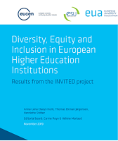 Diversity, equity and inclusion in European higher education institutions: results from the INVITED project