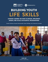 Building youth life skills: lessons learned on how to design, implement, asses, and scale successful programming