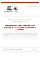 International and other migrant schools in Gulf Cooperation Council countries