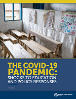 The COVID-19 pandemic: shocks to education and policy responses