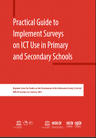 Practical guide to implement surveys on ICT use in primary and secondary schools