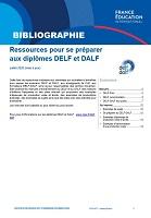 Ressources pour se préparer aux diplômes DELF-DALF