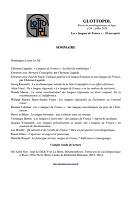 """n° 34 - juillet 2020 - Les """"langues de France"""" : 20 ans après"""