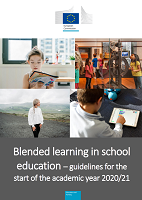 Blended learning in school education : guidelines for the start of the academic year 2020/21