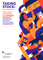 Taking stock: data and evidence on gender equality in digital access, skills and leadership: preliminary findings of a review by the EQUALS research group