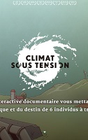 Climat sous tension - Webdocumentaire (Canada)