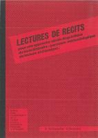 Lectures de récits : pour une approche sémio-linguistique du texte littéraire – parcours méthodologique de lecture et d'analyse
