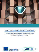 The changing pedagogical landscape: in search of patterns in policies and practices of new modes of teaching and learning