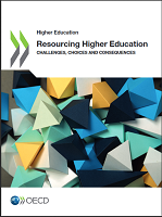 Resourcing higher education : challenges, choices and consequences