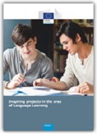A compedium of inspiring projects in the area of language learning : co-founded under the Erasmus+ programme