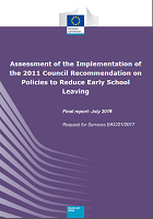 Assessment of the implementation of the 2011 Council recommendation on policies to reduce early school leaving