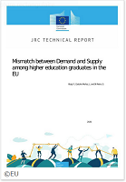 Mismatch between demand and supply among higher education graduates in the EU