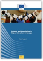 Dropout and completion in higher education in Europe : main report