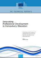 Innovating professional development in compulsory education: examples and cases of emerging practices for teacher professional development