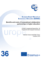 Benefits and costs of transnational collaborative partnerships in higher education
