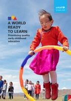 A world to ready to learn: prioritizing quality early childhood education: global report