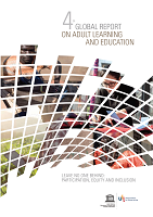 4th global report on adult learning and education: leave no one behind: participation, equity and inclusion