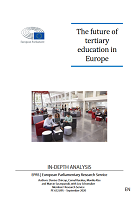 The future of tertiary education in Europe: in-depth analysis