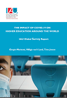 The impact of COVID-19 on higher education around the world: IAU global survey report