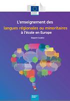 L'enseignement des langues régionales ou minoritaires à l'école en Europe : rapport Eurydice