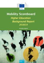 Mobility scoreboard: higher education background report 2018/19: Eurydice report