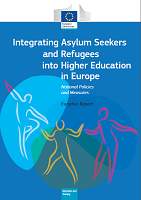 Integrating asylum seekers and refugees in higher education: national policies and measures