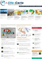 Clio-Carto : penser le monde en cartes