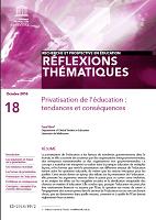 N° ind - octobre 2016 - Privatisation de l'éducation : tendances et conséquences
