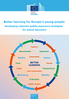 Better learning for Europe's young people: developing coherent quality assurance strategies for school education